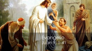 Juan 9, 1-41