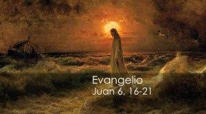 Juan 6, 16-21