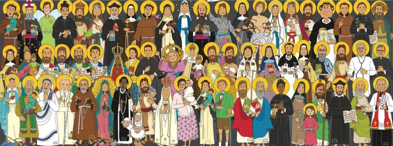 Resultado de imagen para ¿Qué criterio se utiliza para asignar un día concreto a los santos?