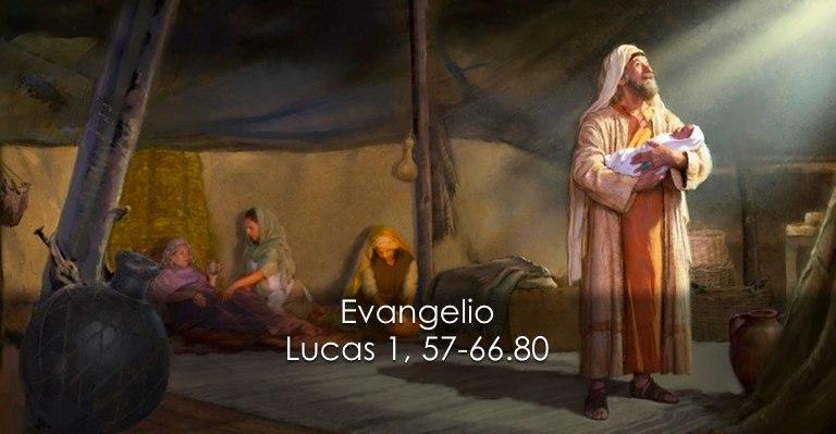 Resultado de imagen de LUCAS 1, 57-66.80