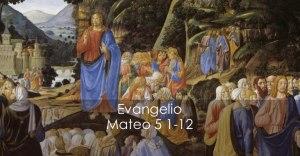 Mateo 5 1-12