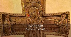 Mateo 5, 43-48