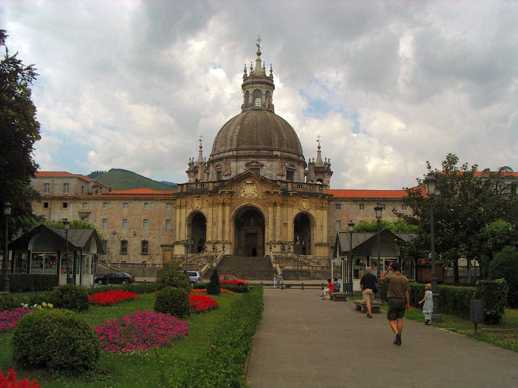 Basílica y Santuraio de Loyola