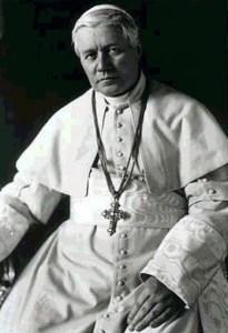 Papa San Pio X