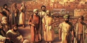 Lucas 10,1-9