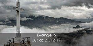 Lucas 21, 12-19