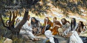 Mateo 10,17-22