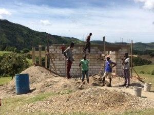 Proyecto en Cerca Carvajal, Haiti