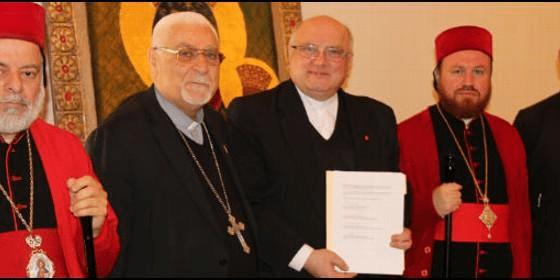 Tres iglesias cristianas se unen para reconstruir viviendas