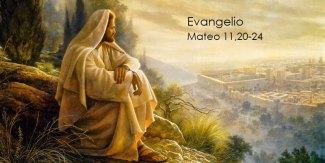 Mateo-11,20-24