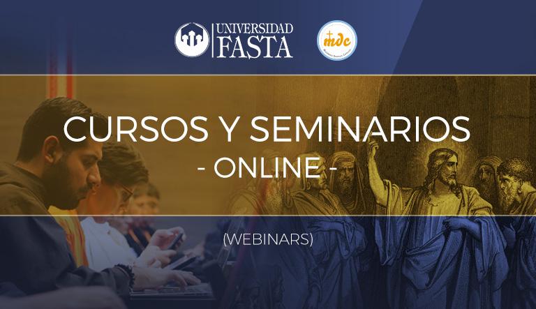Webinars Misioneros Digitales U FASTA