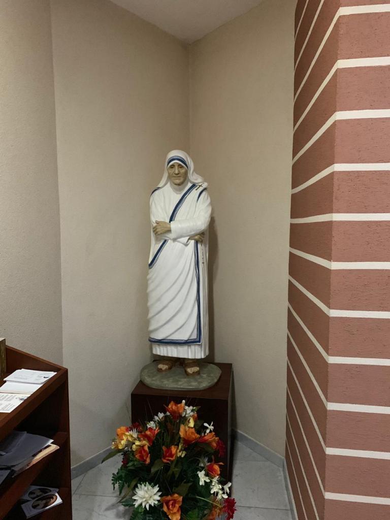 Imagen de la Santa Madre Teresa