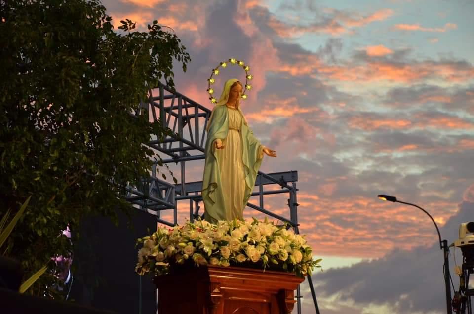 El Santo Rosario en Uruguay