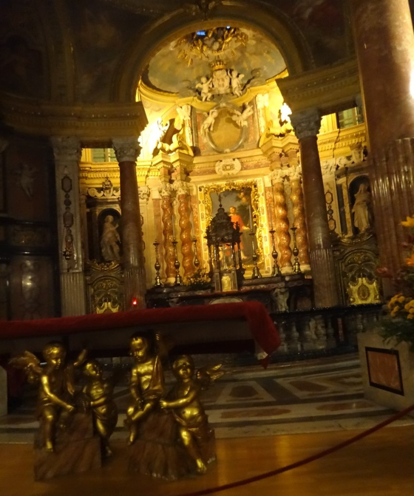Altar Duomo di Torino