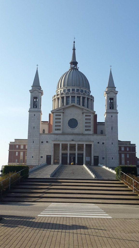 Basilica San Juan Bosco