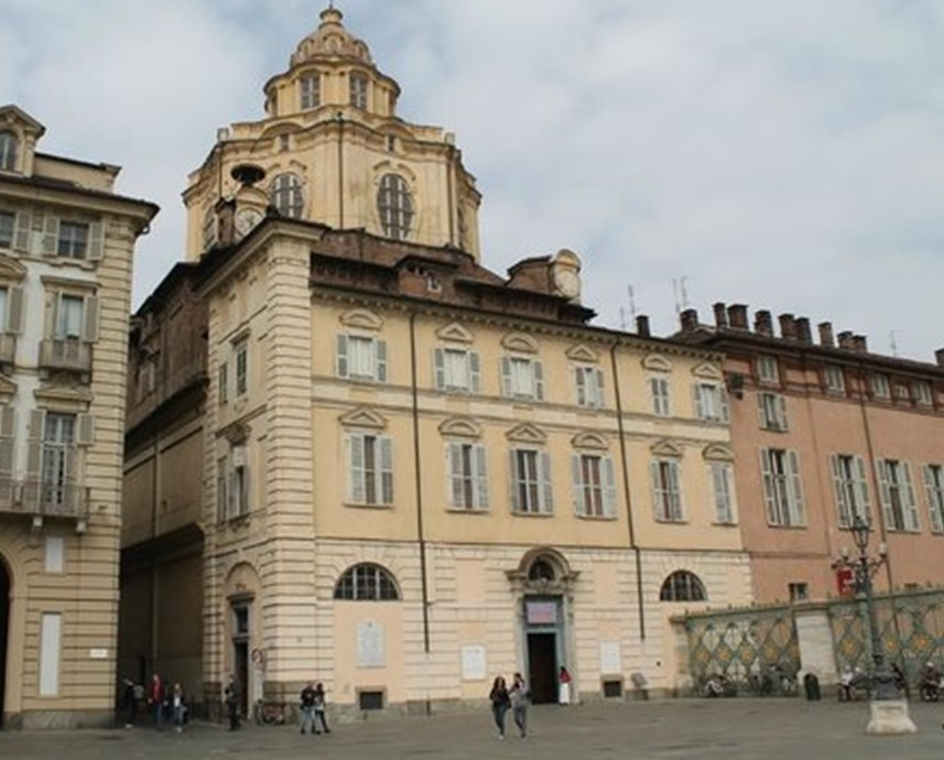 Exterior de la Real Capilla de San Lorenzo