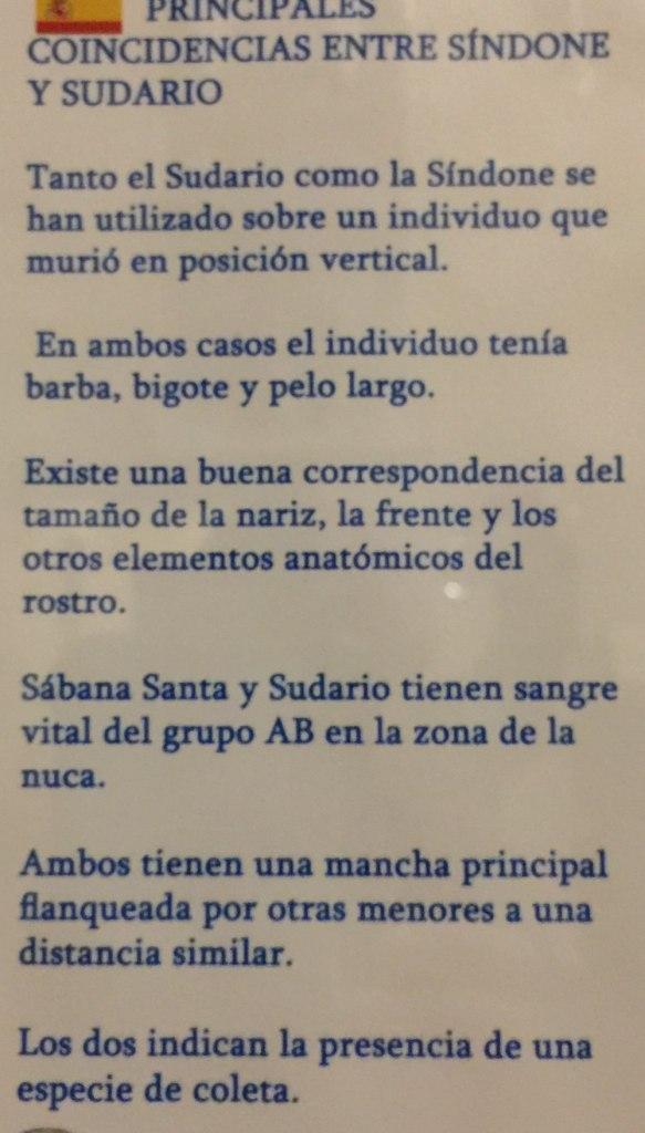 Sabana Santa Museo