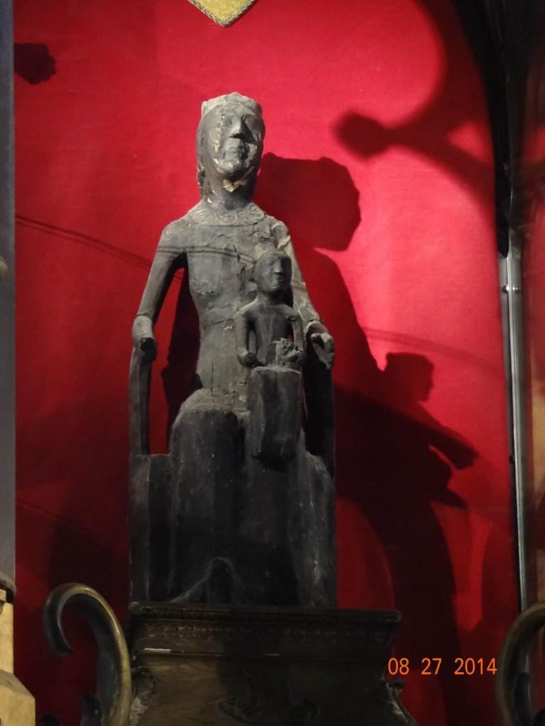 Imagen Virgen Negra de Rocamadour (3)
