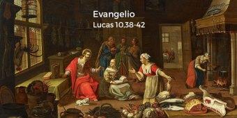 Lucas-10,38-42