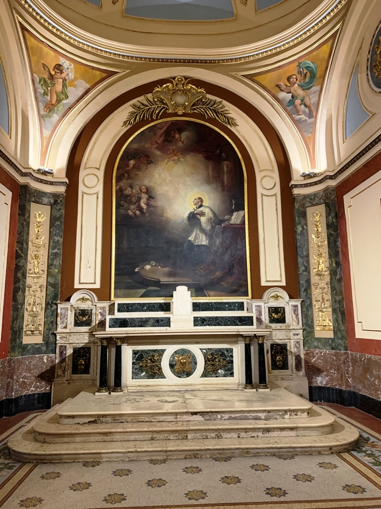 Capilla de San Luis Gonzaga