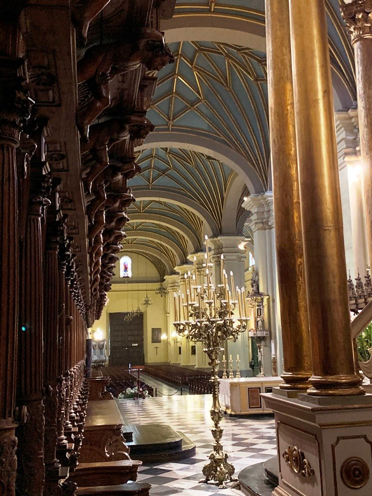 Interior de la Catedral -3