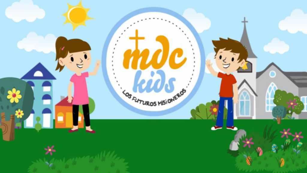 MDC kids - intro cover