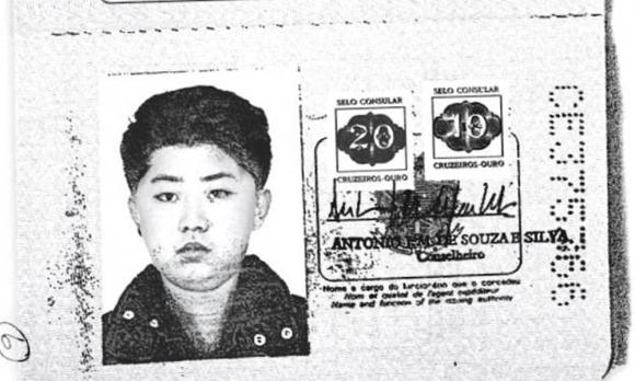 Líder Narcoreano y su padre utilizan pasaportes