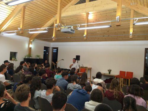 Predica chemare la pocainta Florin Saitis