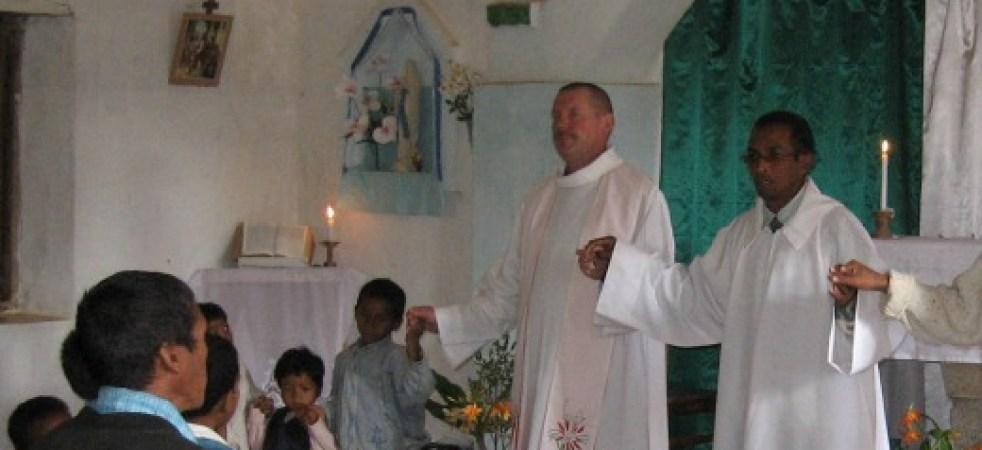 O. Józef Pawłowski SJ, misjonarz na Madagaskarze
