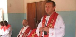 O. JAKUB M. ROSTWOROWSKI SJ, MISJONARZ W ZAMBII
