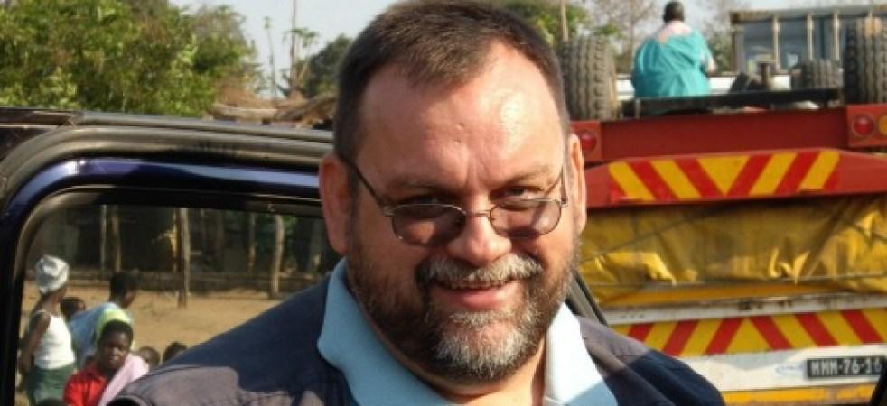 O. Mirosław Matyja SJ, misjonarz w Mozambiku i Brazylii