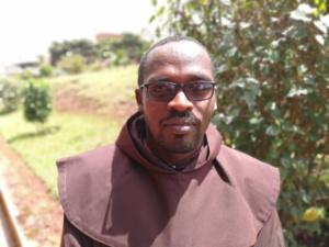 II Kongres Regionalnego Wikariatu Burundi i Rwanda w Gitega 2021 - O. Celestyn