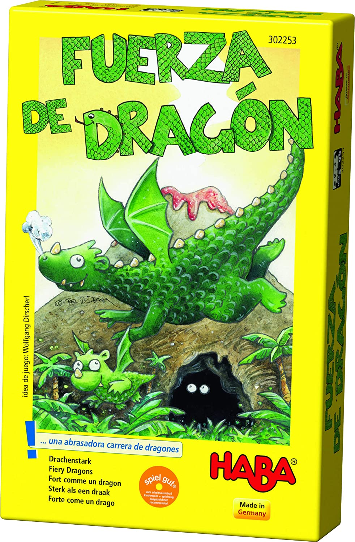 fuerza de dragon