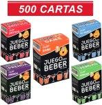 juegos cartas 500 para beber