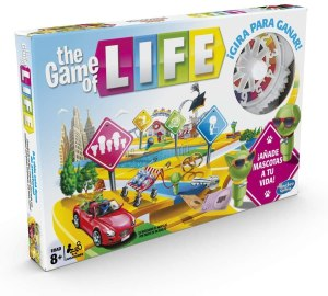 The game of life juego