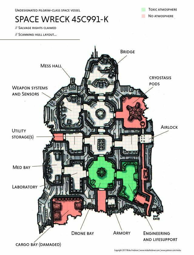 Spaceship – Page 2 – Miska's maps