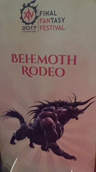 Behemoth Rodeo