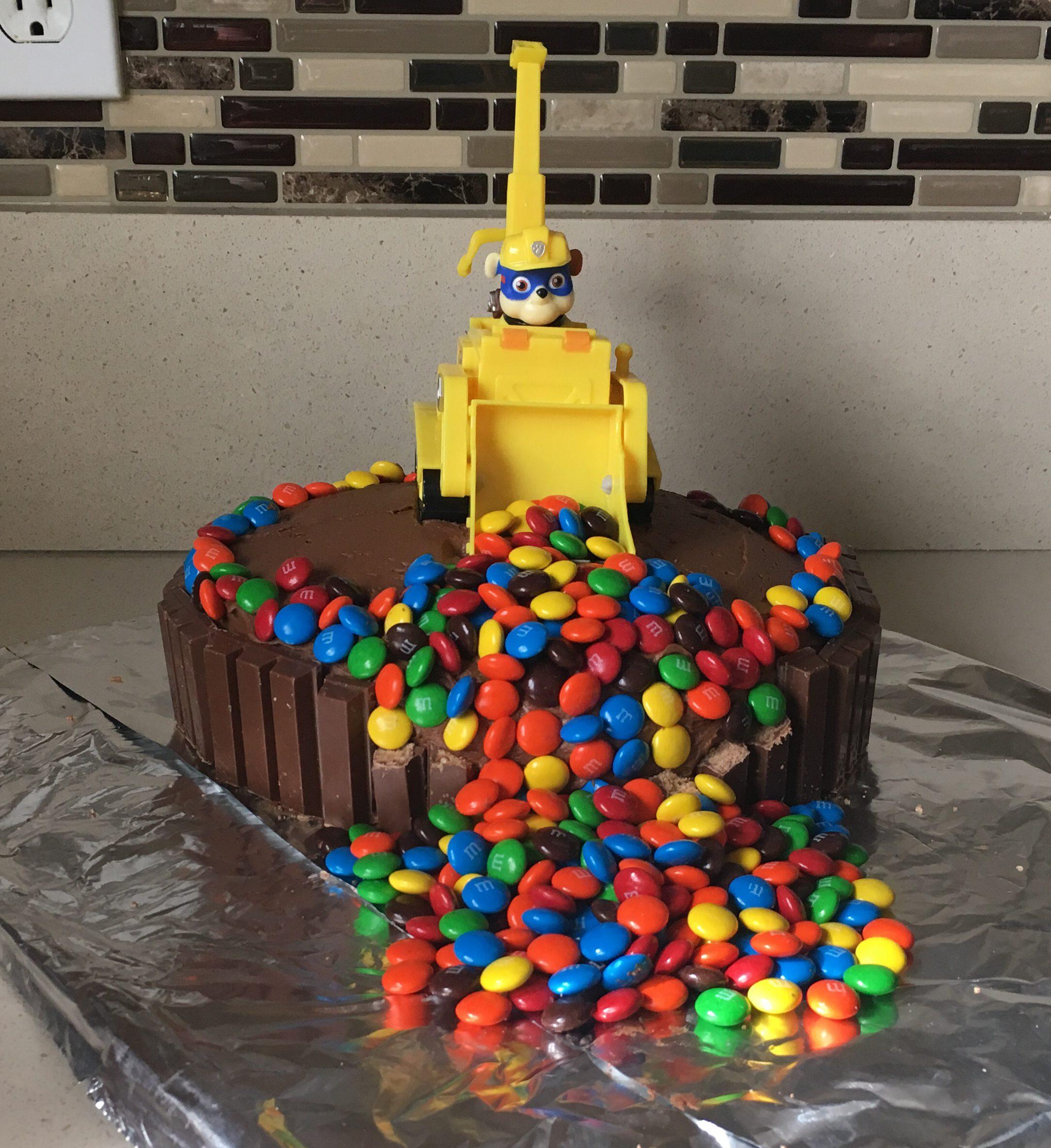 Paw Patrol Cake Mismashedmom