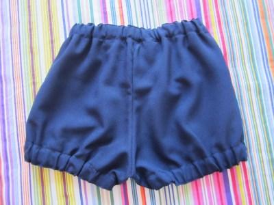 mis nancys, mis peques y yo, pantalones cortos La Inglesita detras