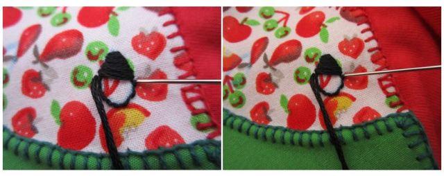 mis nancys, mis peques y yo, tutorial aplique camiseta bordar