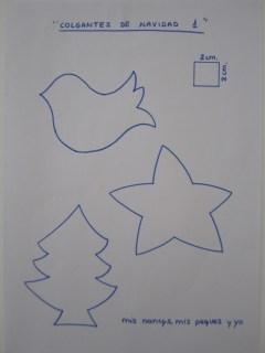 mis nancys, mis peques y yo, tutorial bolsitas de Navidad reversibles, patrón gratis 1