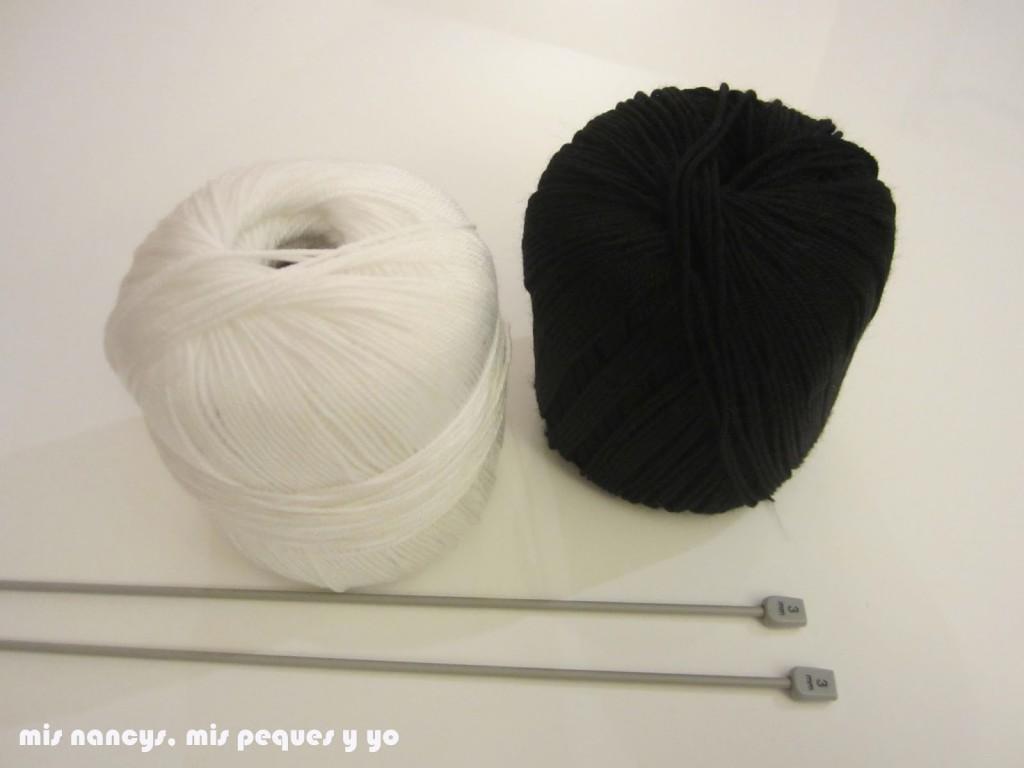 Excepcional Patrón De Los Puños De Arranque Crochet Imagen - Manta ...