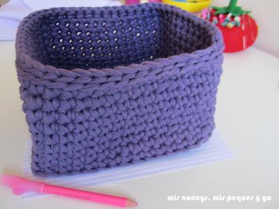 mis nancys, mis peques y yo, tutorial DIY funda cestas cuadradas, marcar la base sobre tela