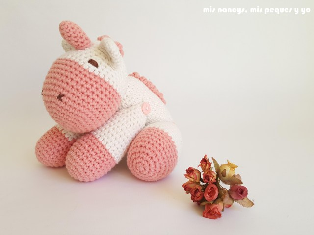 Pattern free unicorn amigurumi KornflakeStew.Patrón gratis ... | 480x640