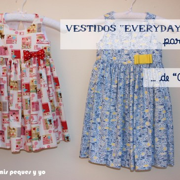 Vestido «Everyday dress» para niñas de «Cosotela»