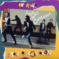 With their punchy guitar riffs and satirical songs, The Kinks were a big influence on the punk scene (whether punks would care to admit it or not). However, this Never Mind the Bollocks-inspired album cover from 1983 looked like a bunch of oldies jumping on the punk bandwagon.