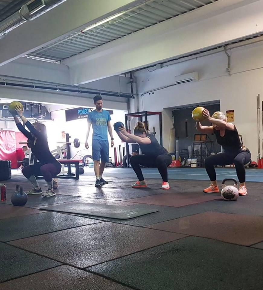 upoznavanje sa svojim fitness trenerom cedar pada kuka gore