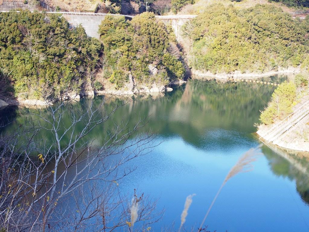 坂本ダム ダム湖