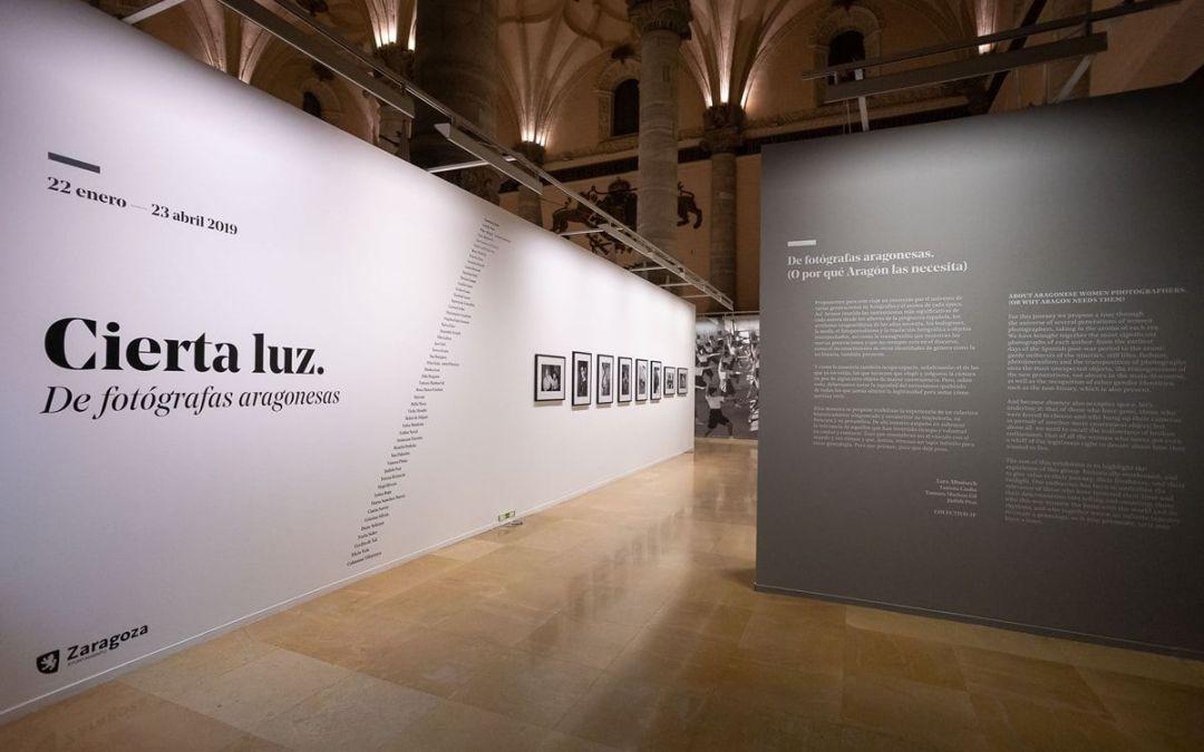 Exposición «Cierta luz. De fotógrafas aragonesas»