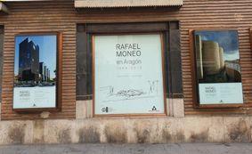 Exposición Rafael Moneo 1 Mis Palabras con Letras